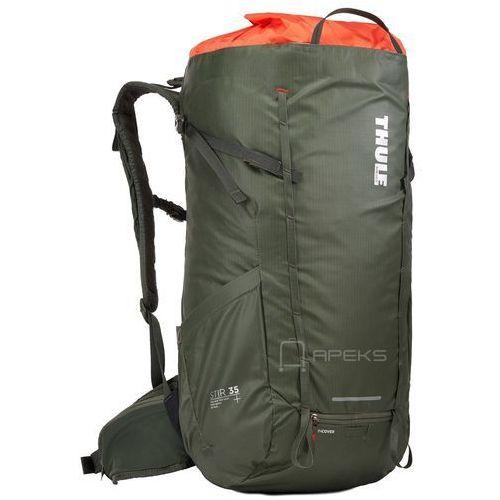 Thule stir 35l plecak turystyczny męski / podróżny / dark forest - dark forest