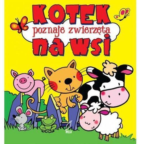 Kotek poznaje zwierzęta na wsi (pianki) (9788328003057)