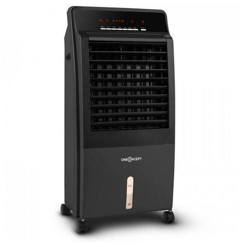 Ctr-1 schładzacz powietrza 4-w-1 klimatyzator przenośny 65 w czarny marki Oneconcept