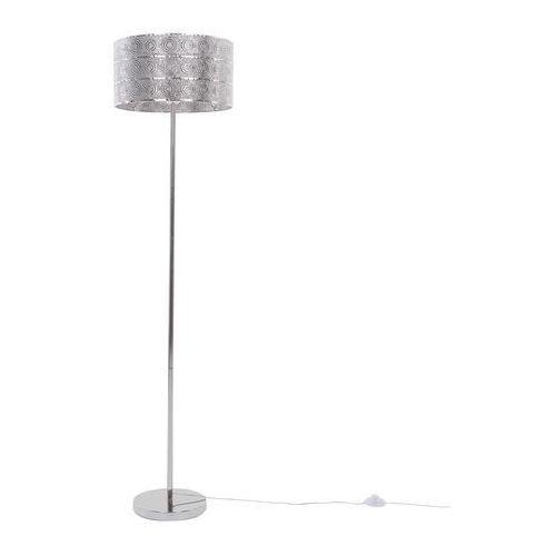Lampa stojąca niklowa NUON