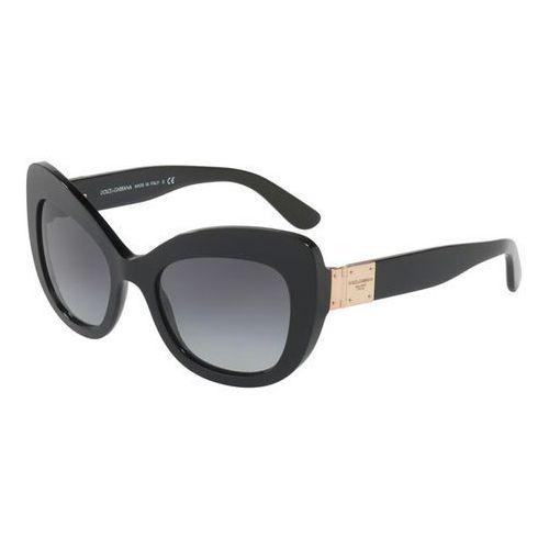 Dolce & gabbana Okulary słoneczne dg4308 501/8g