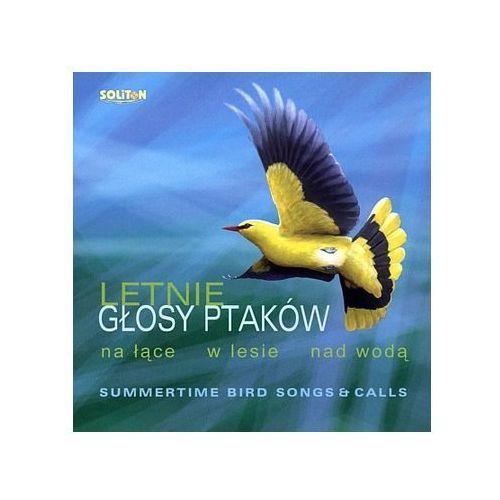 Soliton Różni wykonawcy - ogłosy natury - letnie głosy ptaków (5907577103125)