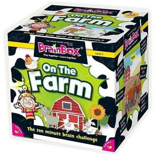 Albi Brainbox on the farm