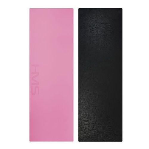 Hms ym06 pink - 17-44-141 - mata premium do jogi - różowy