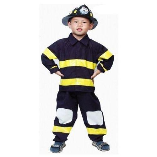 Strażak Lux - przebrania i kostiumy dla dzieci, - 134 - 140 cm, kup u jednego z partnerów