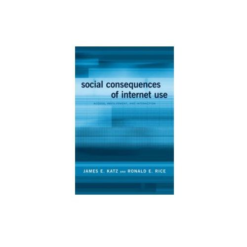 Social Consequences of Internet Use