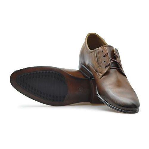 Pantofle 242/br337 brązowe lico, Fado