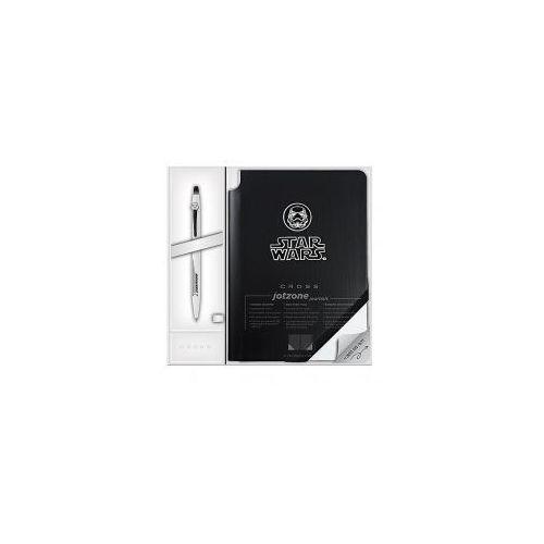 Zestaw Cross Długopis Click + Notatnik STAR WARS Stormtrooper, CR AT0625SD-18Z