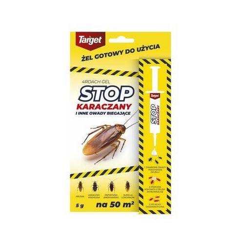 Żel strzykawka na karaluchy prusaki trutka – 5 g target, DMI602JX