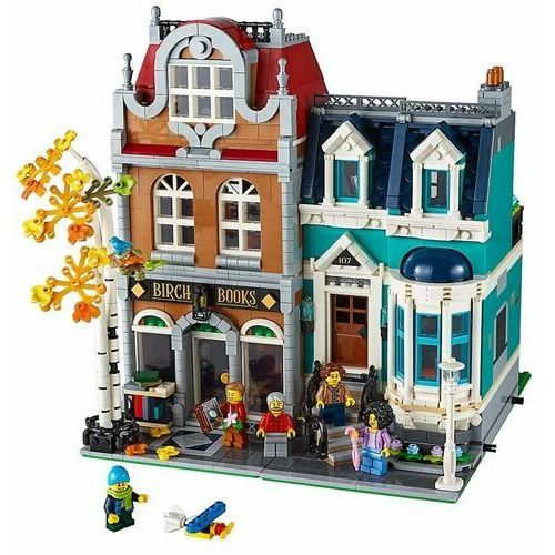 Lego EXCLUSIVE Księgarnia bookshop 10270