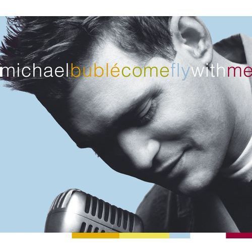 Michael Buble - COME FLY WITH ME (muzyczne DVD)