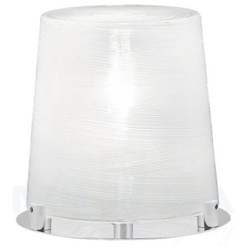 Torre lampa stołowa biały
