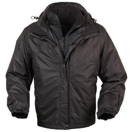 Parka Pentagon Gen-V 3 in 1 Jacket Black (K01002-01) (2010000049105)