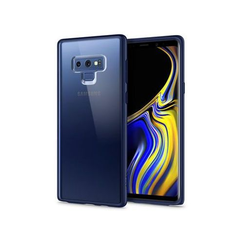 Etui Spigen Ultra Hybrid Samsung Galaxy Note 9 Ocean Blue - Niebieski