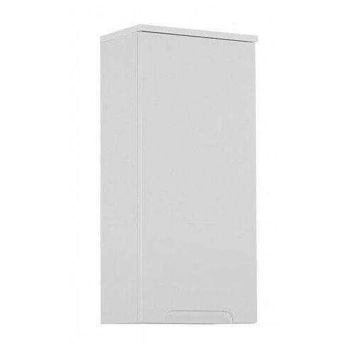Wisząca górna szafka łazienkowa - Marbella 5X Biały połysk