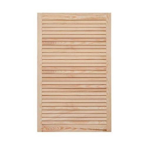 Drzwiczki ażurowe 99.3 x 59.4 cm marki Floorpol