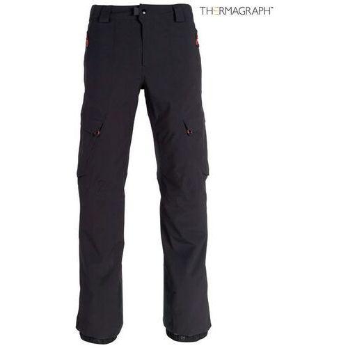 686 Spodnie - glcr quantum thrmgrph pnt black (blk) rozmiar: xl