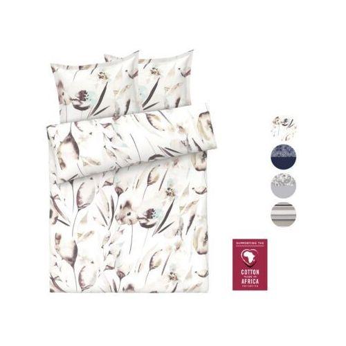 MERADISO® Pościel satynowa 140 x 200 cm, 1 komplet