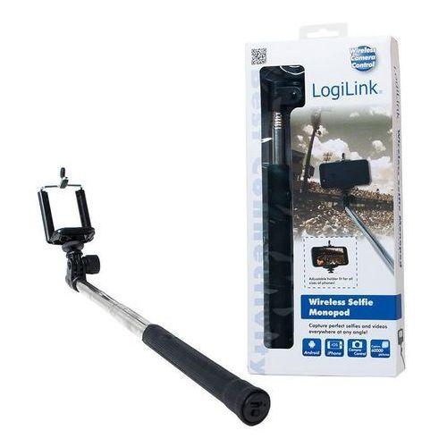 Logilink Selfie stick  bluetooth (bt0031) darmowy odbiór w 20 miastach!