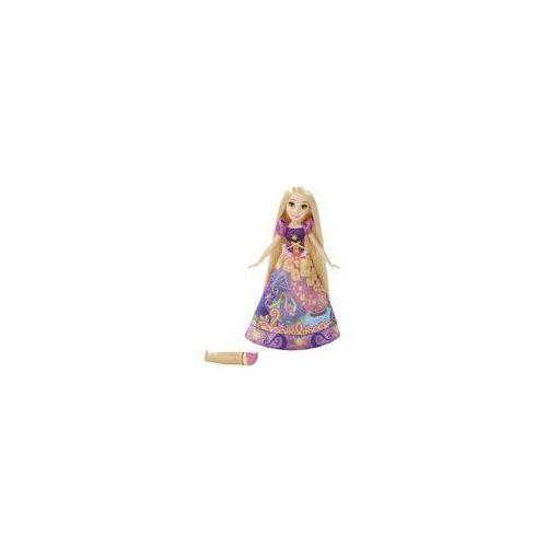 Księżniczka w magicznej sukience disney  (roszpunka) od producenta Hasbro