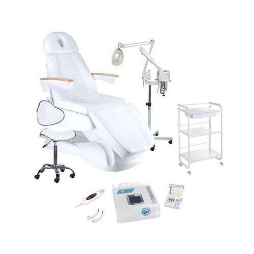 Fotel kosmetyczny + zestaw gabinet premium marki Activ