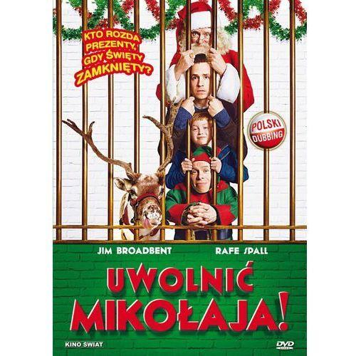 Uwolnić Mikołaja! (DVD) z kategorii Romanse