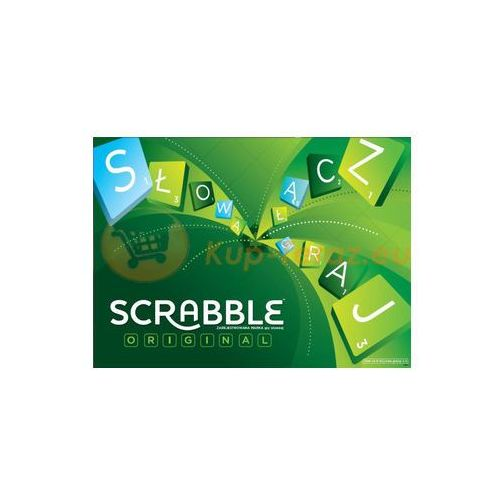 Scrabble Original Y9616 Mattel, AU_0746775260927