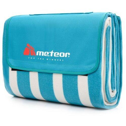 Meteor Koc piknikowy 170x200cm niebiesko-białel pasy (5900724053533)