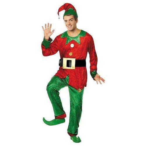 Strój Elf dla dorosłych rozm. M/L, EKW168006-M/L