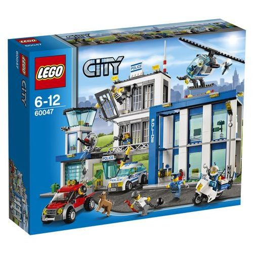 Zabawka Lego City Posterunek policji 60047 z kategorii [klocki dla dzieci]
