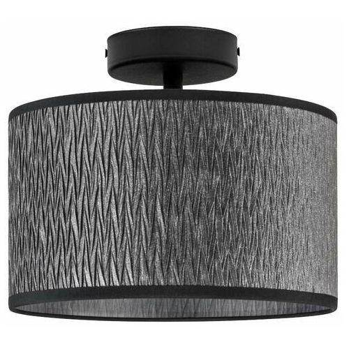 LAMPA sufitowa ONCE 5902429652752 Sotto Luce klasyczna OPRAWA abażurowa czarna (5902429652752)