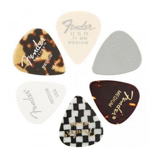 Fender material medley, 351 medium (6) kostka