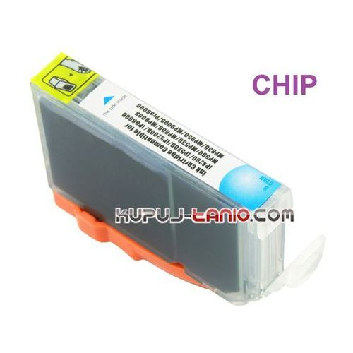 CLI-8C tusz do Canon (z chipem) do Canon iP4500, iP4300, iP4200, iP3500 MP510, MP520, MP610, iX4000, CR 90083