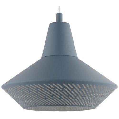 49075 piondro-p lampa wisząca niebieska marki Eglo