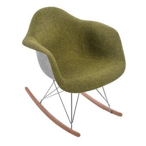 Krzesło p018 rar duo zielono - szary marki D2.design