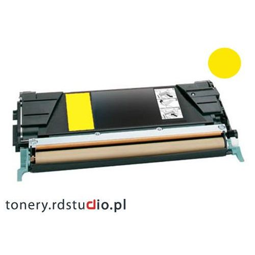 Toner do lexmark c522 lexmark c524 lexmark c530 lexmark c532 lexmark c534 - zamiennik lexmark c5220ys yellow [5k] marki Anycolor