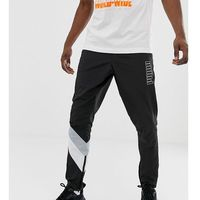 Puma heritage pants - black
