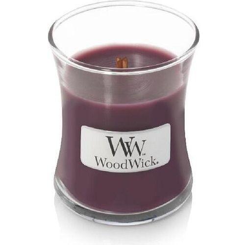 Świeca core dark poppy mała marki Woodwick