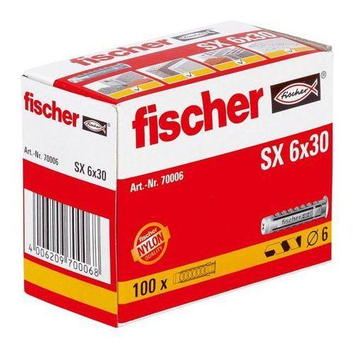 Kołki rozporowe SX6 x 30 (100 szt.) (4006209700068)