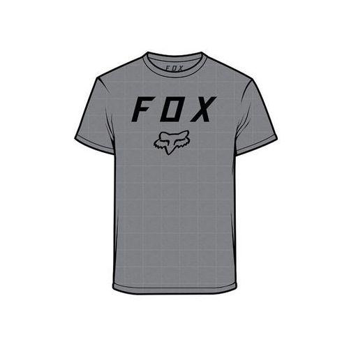 Koszulka - legacy moth ss premium tee heather graphite (185) rozmiar: s marki Fox