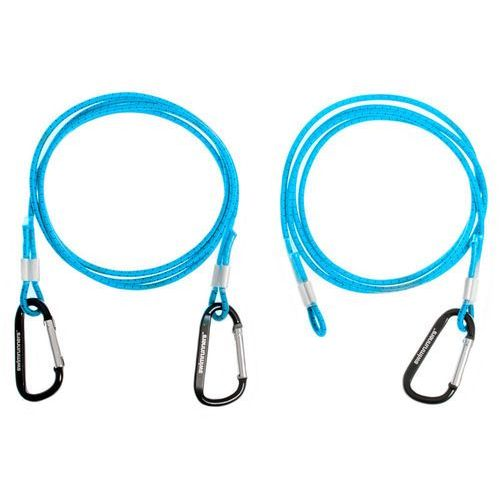 Swimrunners Hook-Cord 3 meter niebieski 2018 Akcesoria pływackie i treningowe