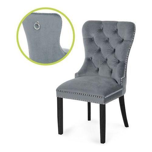 krzesło MADAME szary/czarny, 14 - 28 dni roboczych