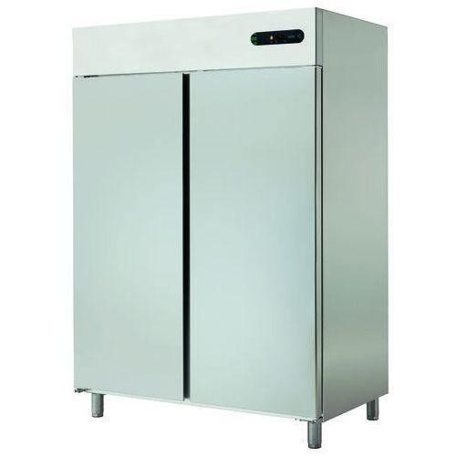 Szafa chłodnicza 2-drzwiowa 1400 l, 1388x826x2008 mm | , ecp-1402 marki Asber