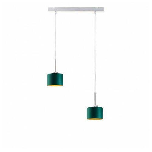 Lampa wisząca nad stół do salonu na stalowym stelażu - EX432-Montani - 5 kolorów, 11456/46