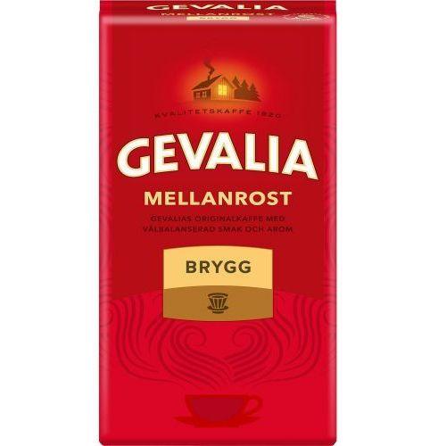 Gevalia Brygg Mellanrost - kawa mielona - 450g, 8711000530085