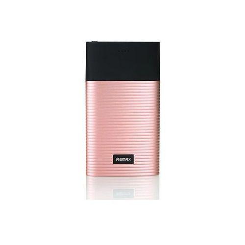 perfume power bank 10000 mah - różowy - różowy marki Remax