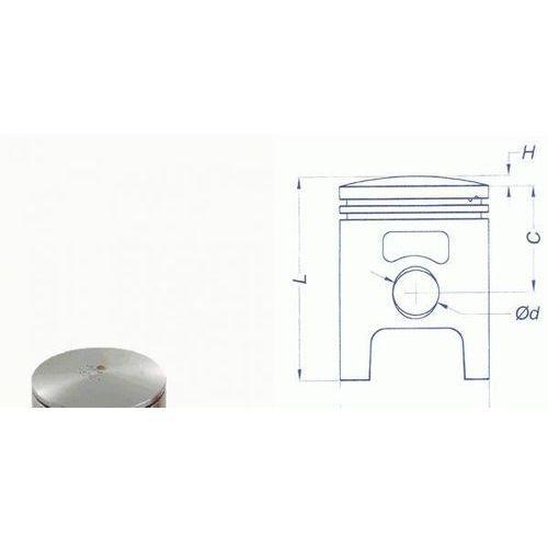 Airsal sda06131448 tłok nicasil am6 l/c 48.0 mm
