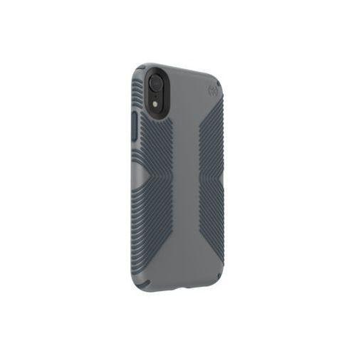 Etui SPECK Presidio Grip do iPhone XR szary (0848709058072)