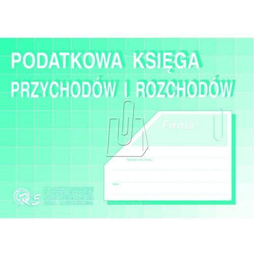 Michalczyk i prokop Podatkowa księga przychodów i rozchodów a4 (k5)