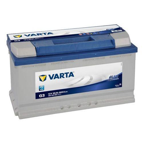 VARTA BLUE Dynamic G3 - 12V 95Ah 800A (EN) +P